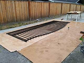 Gate Installation Iron Wood Steel Gate Repair Prosper Tx