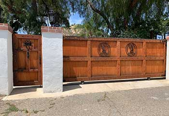Wooden Gate Repair | Prosper